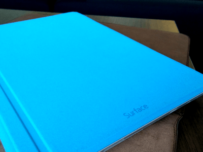 Surface Pro 3 Impressions - Type Cover Closed