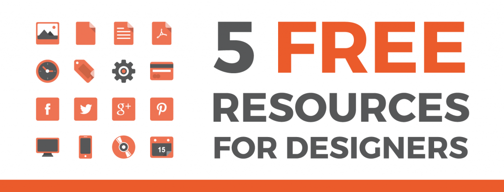 5 Free Resources For Designers