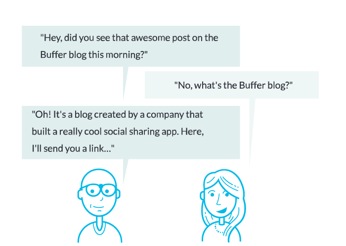 Email marketing and blogs