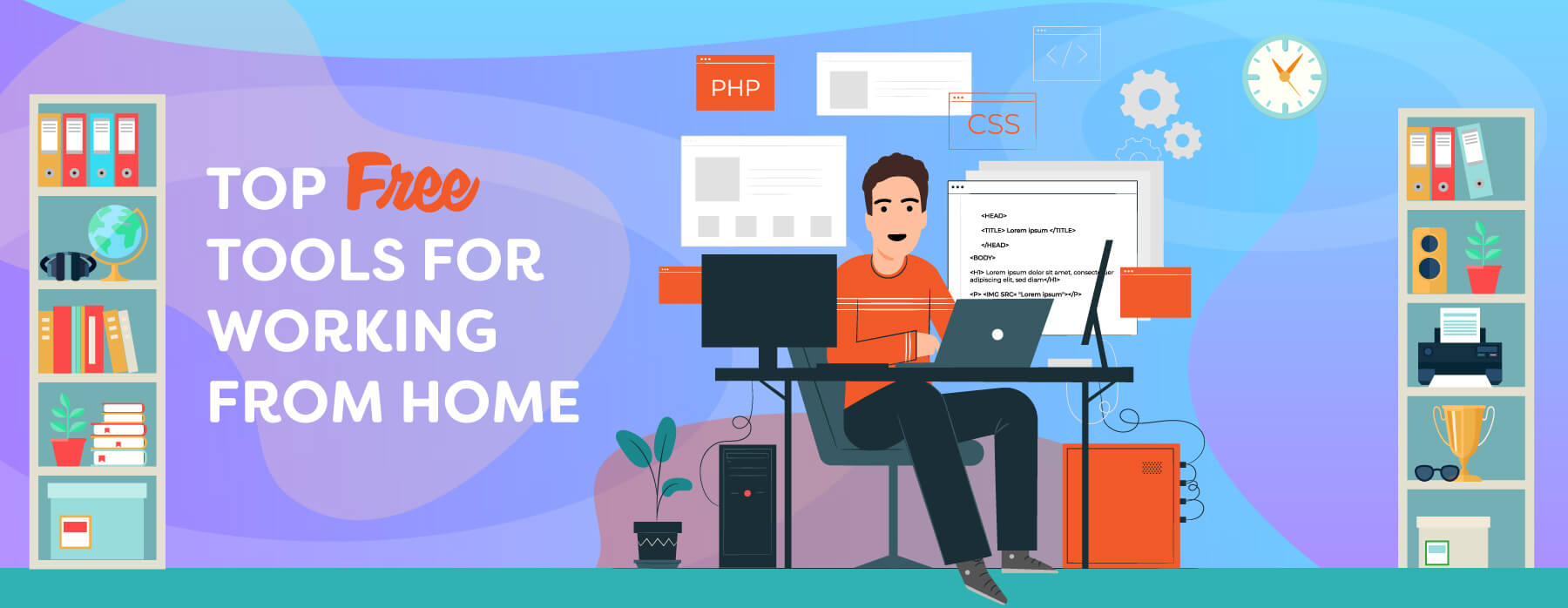 Top Free Tools Working From Home