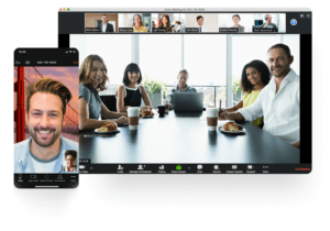 zoom video call remote working tools